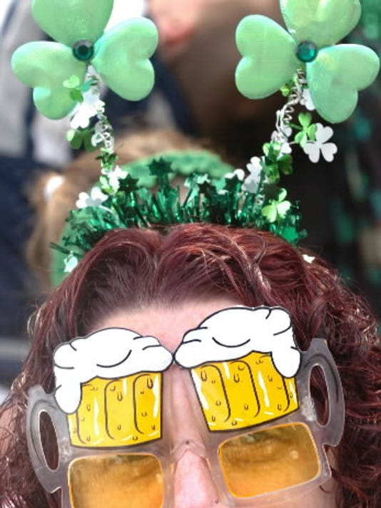 If you're thinking about putting your beer goggles on this weekend, plan ahead for ways to be safe. YORK DAILY RECORD/SUNDAY NEWS -- FILE