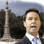 Editorial: Pensacola's monument fallout belongs to mayor