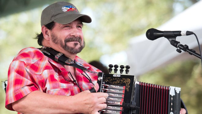 "Grammy-winnig musician Jo-El Sonnier has released his first book, ""The Little Boy Under the Wagon."""