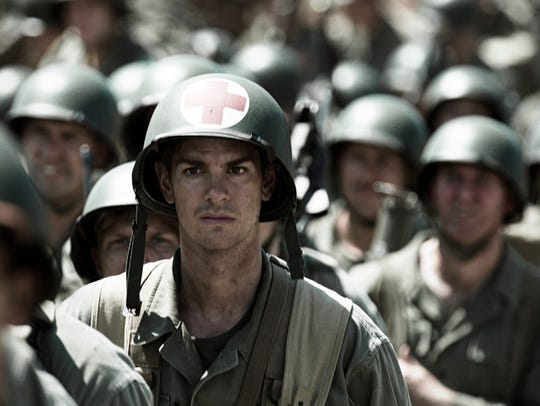 Desmond Doss (Andrew Garfield) believes its his duty