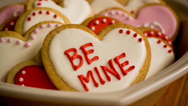 Multiple Valentine's Day-related events are happening in downtown Fayetteville this week.