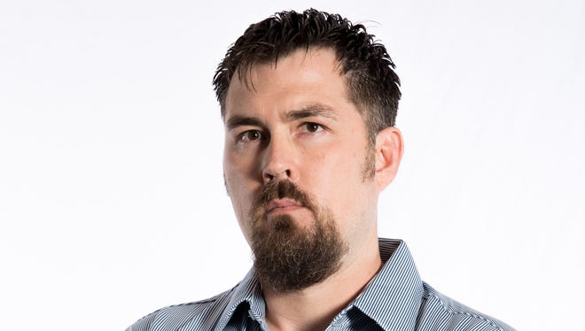 """Former Navy SEAL Marcus Luttrell's book about a mission he was on in Afghanistan in 2005 formed the basis of the movie 'Lone Survivor."""""""