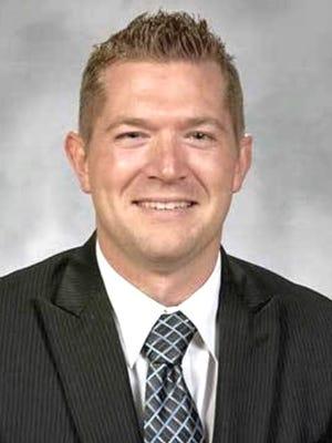 Superintendent Kevin Finefrock