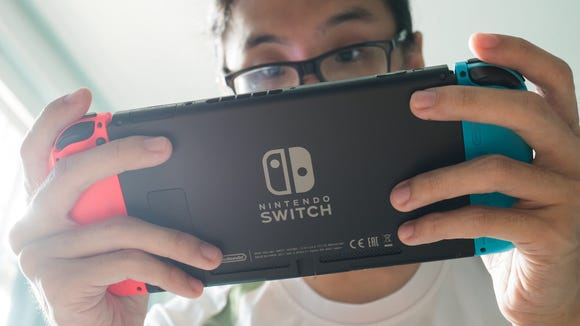 Black Friday 2019 Best Nintendo Switch And Switch Lite Deals