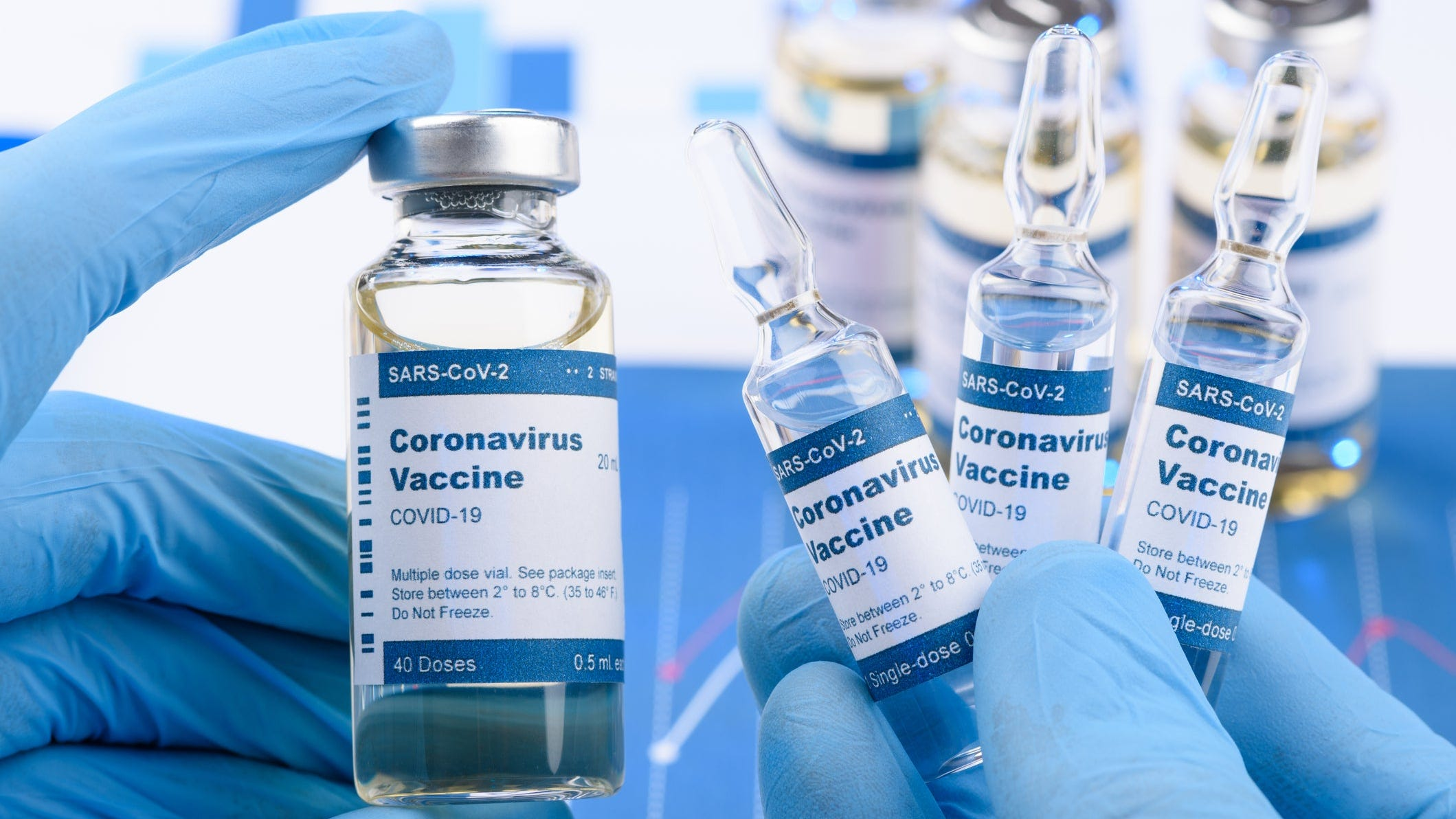 University Of Oxford Coronavirus Vaccine Candidate Shows Early Promise