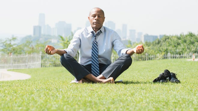 Meditation is putting our thoughts and emotions on things that are skillful for how we want to be in the world.