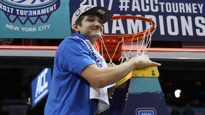 Grayson Allen has decided to play his senior season at Duke.