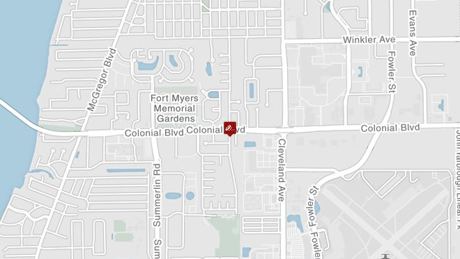 Fort Myers police are investigating a crash involving a pedestrian near Colonial Blvd and Deleon Street.