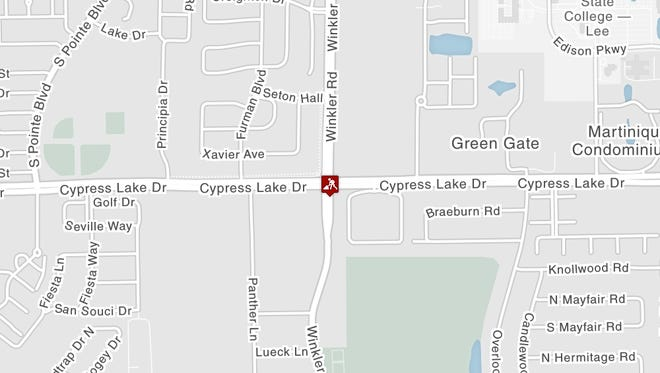 Cypress Lake Drive closure planned
