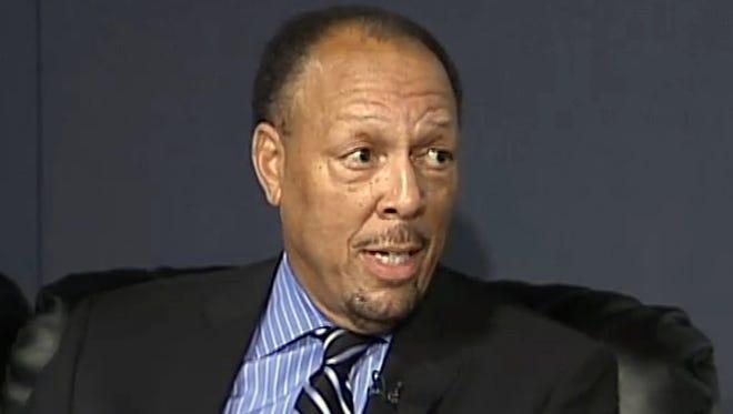 Former Jackson State University Provost James Renick