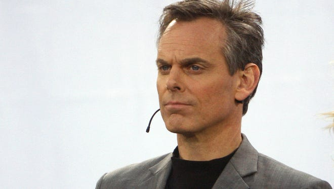 Radio host Colin Cowherd went off about MTSU when talking about cost of attendance.