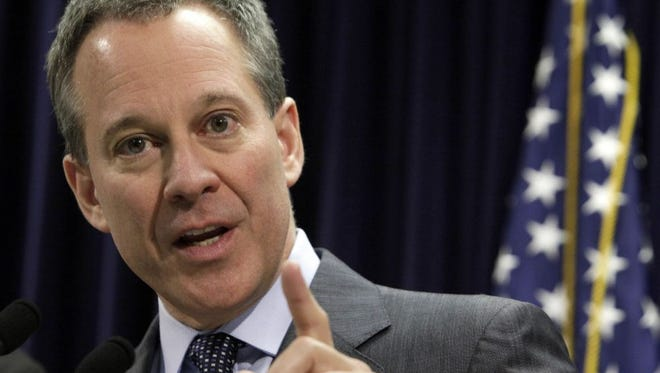 New York attorney general Eric Schneiderman is going after the ticket industry.