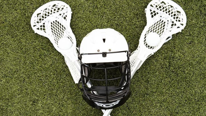 While lacrosse isn't an IHSAA sanctioned sport, it's growing in Evansville.