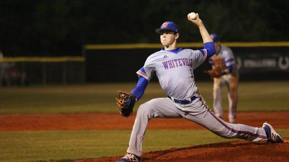 Whiteville senior MacKenzie Gore is North Carolina's firstGatorade National Player of the Year.
