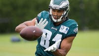 Matthews was signed Wednesday morning after working out for the Eagles on Tuesday at the team's practice facility.