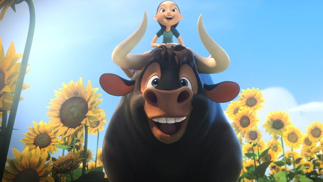 """""""Ferdinand"""" is sure to be a hit, and that's no bull."""