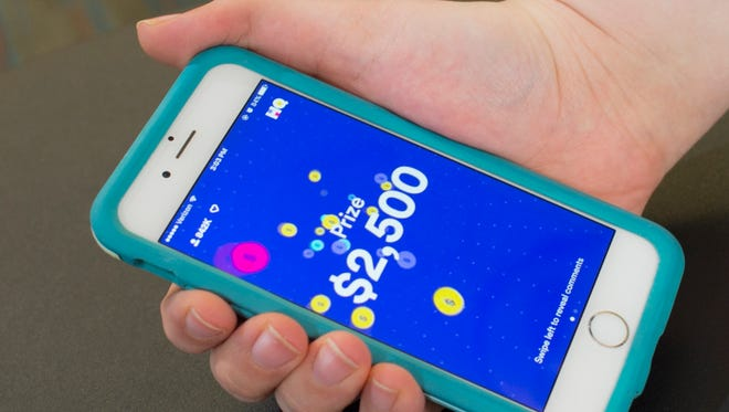 HQ Trivia is the app of the moment, a live, mobile-app based game show everyday at 9 p.m. ET and weekdays at 3 p.m. ET.