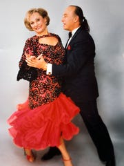 In this undated image, champion ballroom dancer Joan