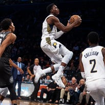 Pacers regain their mojo on the road