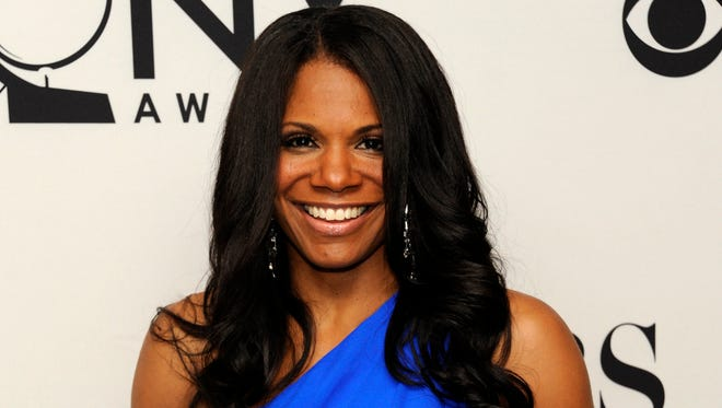 "This June 10, 2012, file photo shows Croton-on-Hudson's Audra McDonald, the five-time Tony Award-winner who will star in Lanie Robertson'??s ""??Lady Day at Emerson's Bar & Grill,""? a musical built around one of Billie Holiday'??s last performances."
