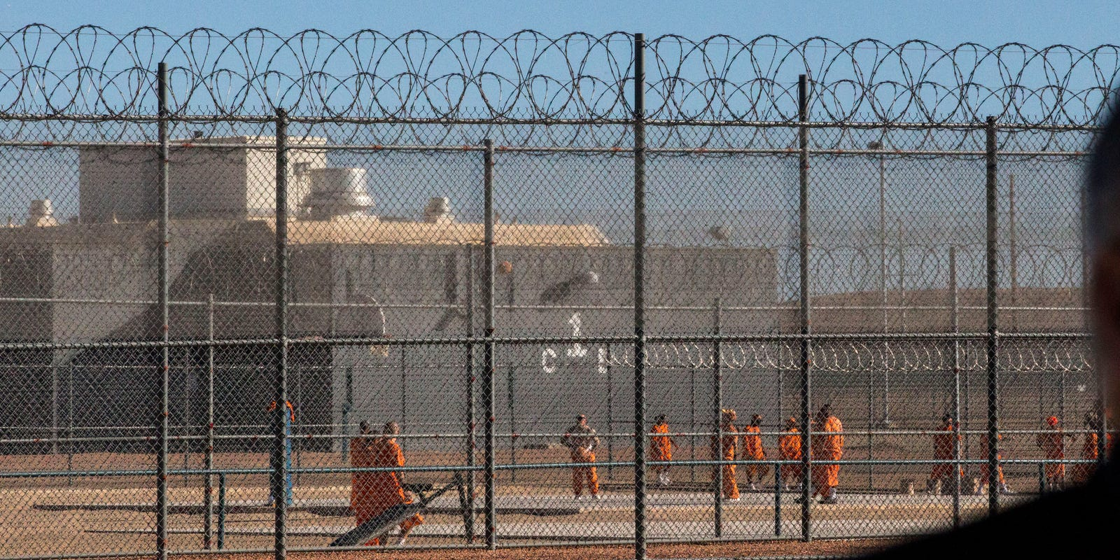 Arizona releases no details about inmate transfer from Lewis