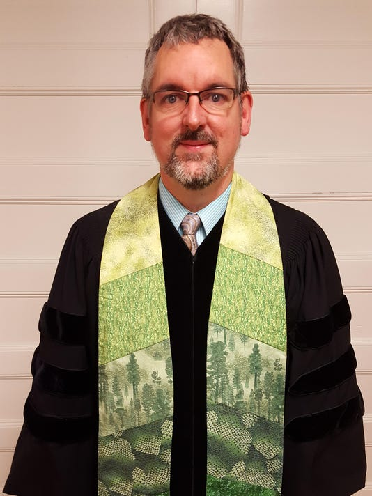 Rev. Dr. David Bocock Pastor at Cresskill Congregational Church, UCC