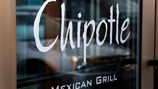 Chipotle has begun offering delivery for online and mobile orders in 67 cities, including Phoenix.