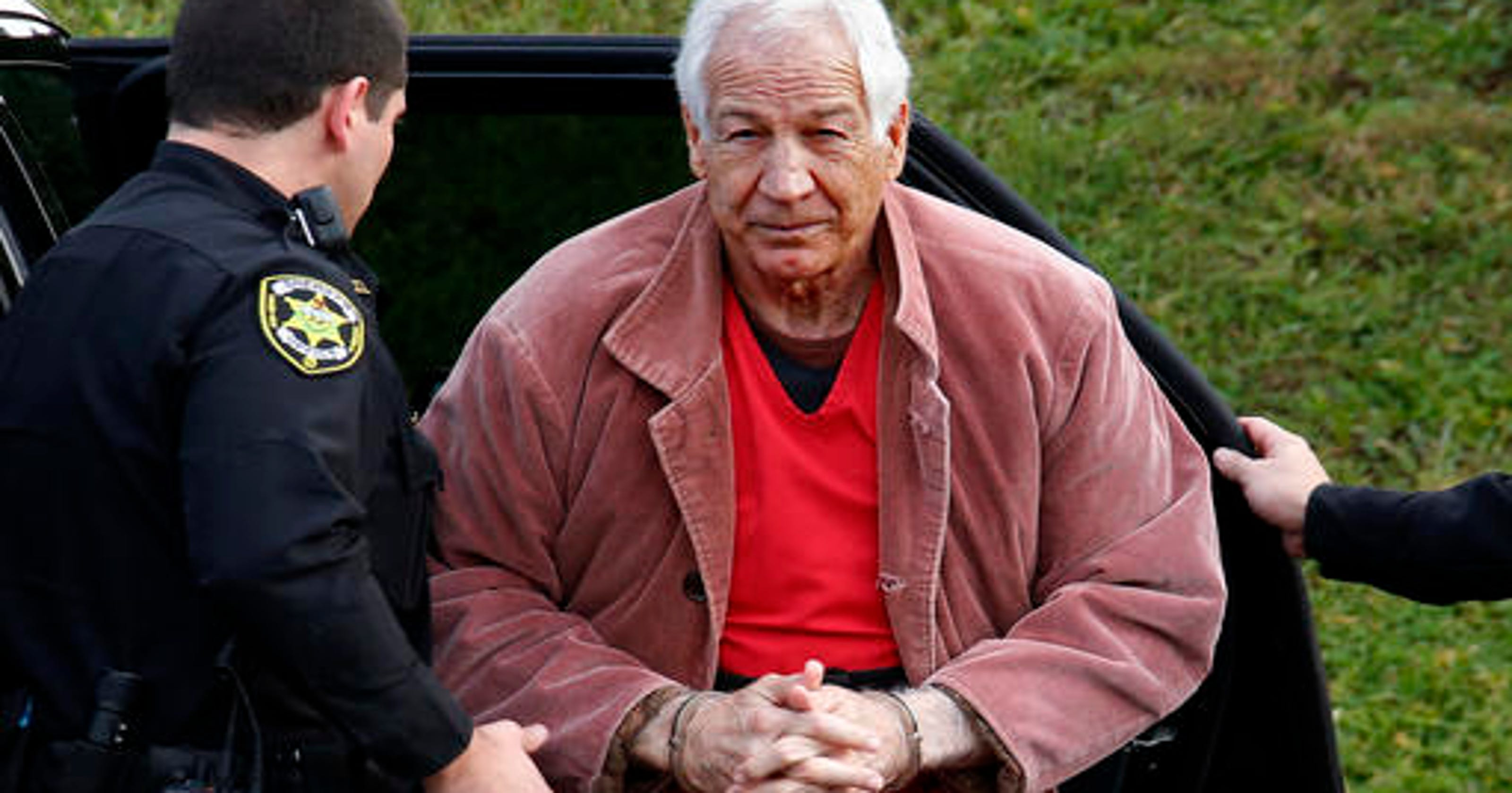 Sandusky transferred from supermax prison to Somerset