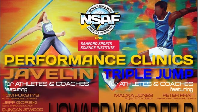 The NSAF will host its first annual clinic at Howard Wood Field from August 10-13.