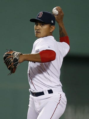 Tzu-Wei Lin could fill various roles for the Red Sox in 2020.