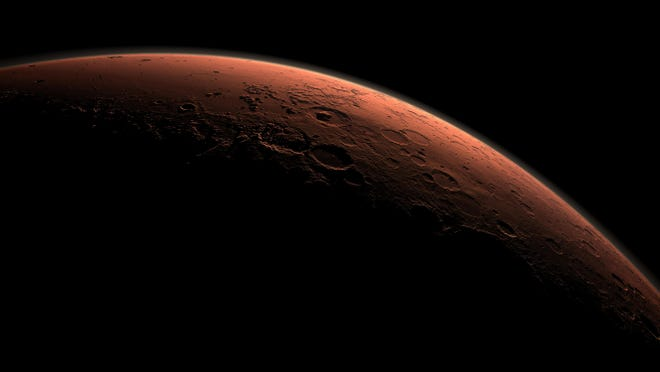 NASA's Space Launch System mission includes Mars as a destination – someday.