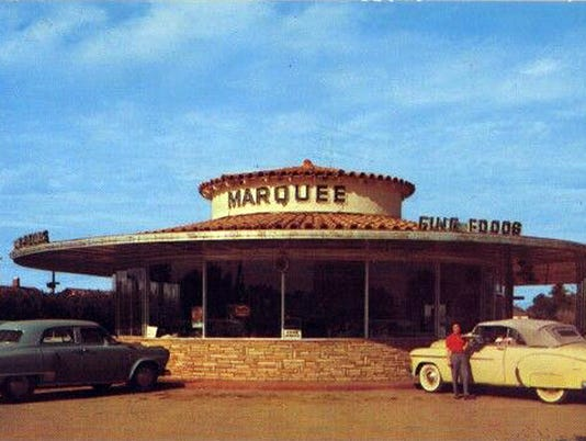 Marquee Drive-In