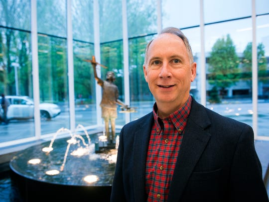David N. Edwards, Jr., president and CEO of the GreenvilleÐSpartanburg