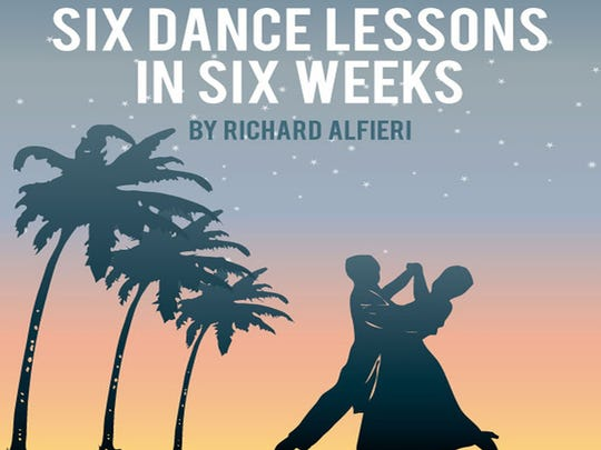"""""""Six Dance Lessons in Six Weeks"""" runs May 27 -June 12 at Totem Pole Playhouse."""