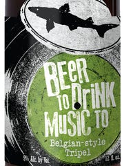 Dogfish Head's Beer to Drink Music To was the official beer of Record Store Day in April.
