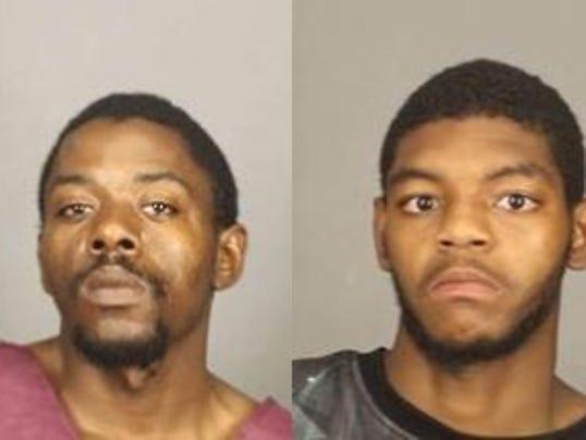 Bernard Street homicide suspects
