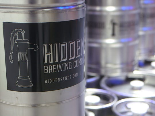 Hidden Sands Brewing Company is the latest player in New Jersey's craft brewing scene.