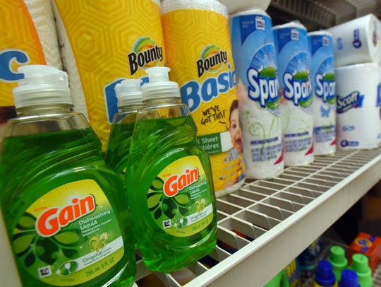 Cavalier Closet gives away dish soap, personal hygiene