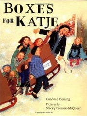 'Boxes for Katje' by Candace Fleming