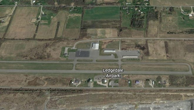 Legerdale Airpark in the town of Sweden.