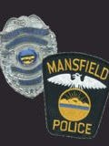 Mansfield Police Department logo