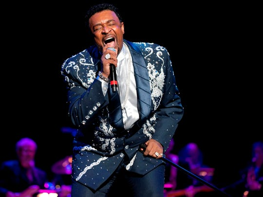 Dennis Edwards will lead his Temptations Review at the 2014 Indiana State Fair.