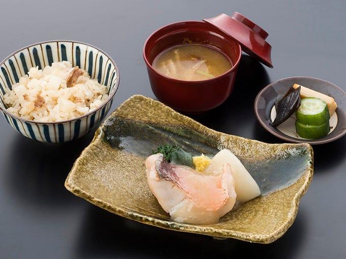 Kohaku Restaurant Tokyo Menu