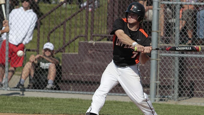 Georgia Tech signee Luke Waddell will return to play baseball for Loveland after a successful senior year playing football.