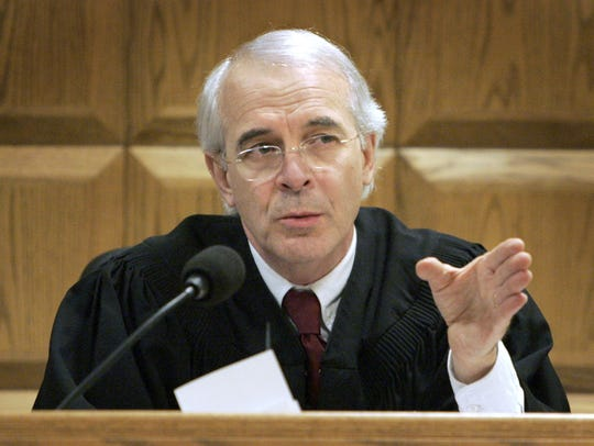 Outagamie County Circuit Court Judge Michael Gage is