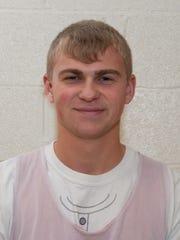 Lucas Wingert, Fannett-Metal boys basketball