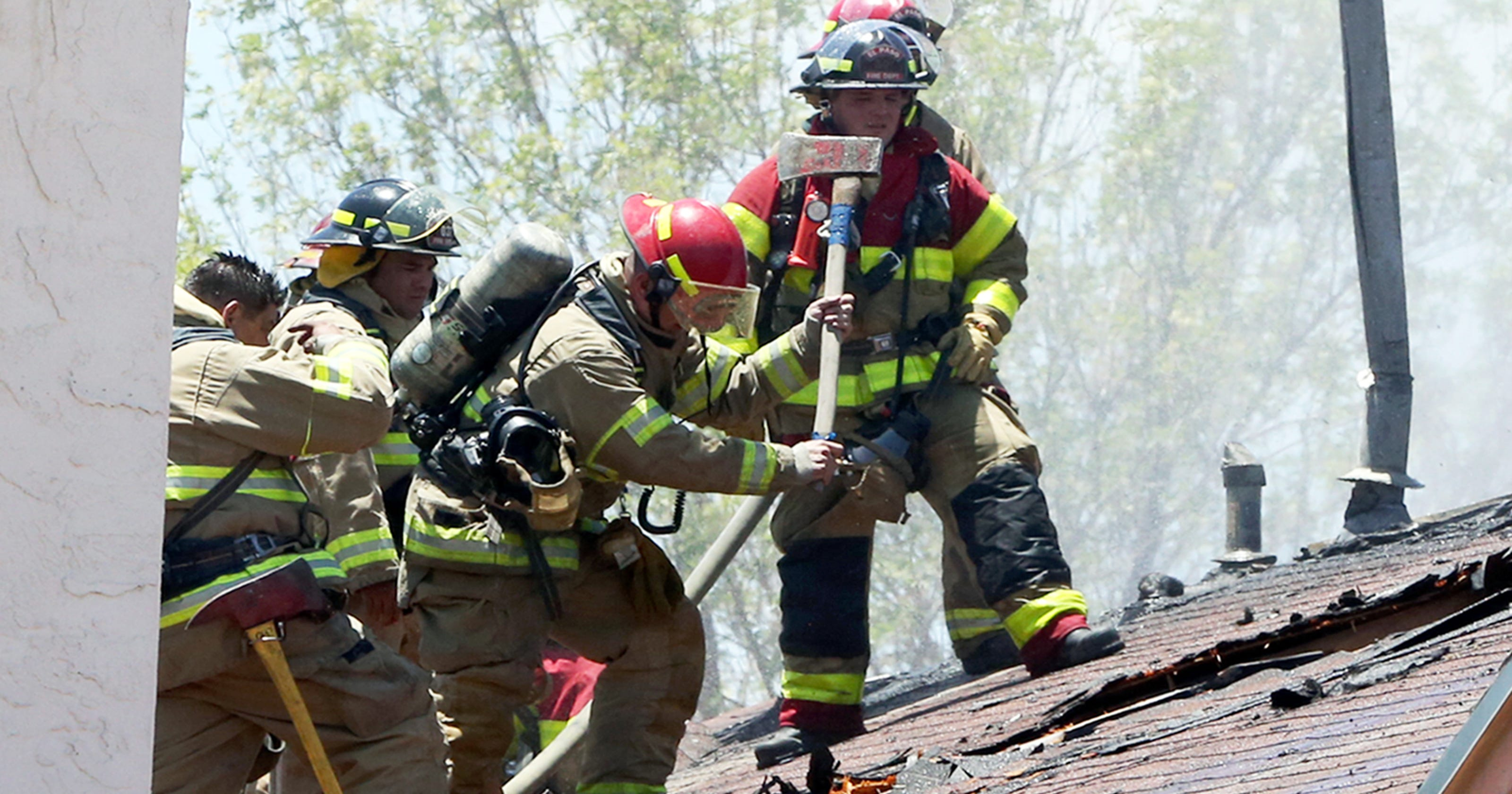 El Paso Fire Department Job Openings For Firefighter Trainees