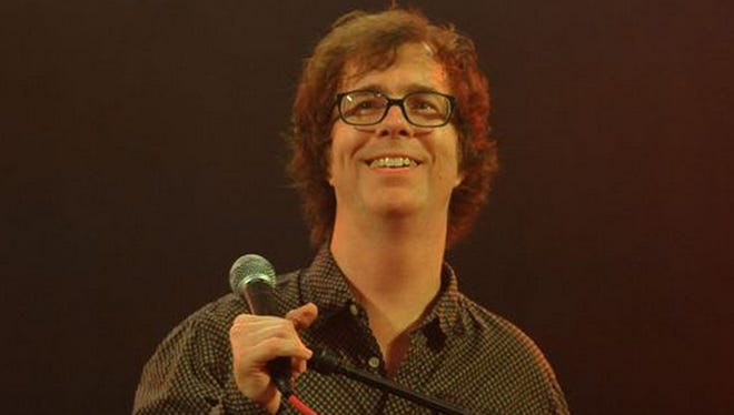 Ben Folds performs at Bonnaroo Musci and Arts Festival on Friday, June 12, 2015.