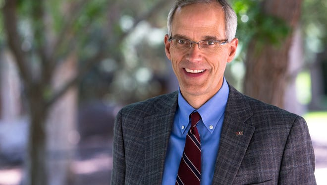 President Scott L. Wyatt has grand ambitions for the future of Southern Utah University