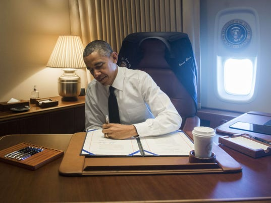 aboard air force one bound for the selma celebration air force 1 office